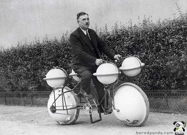 Amfibie sykkel