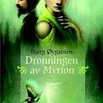 Bokbloggturneen: Dronningen av Myrion av Bjørg Øygarden