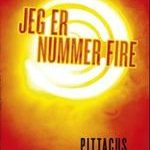 Jeg er nummer fire og De siste seks av Pittacus Lore