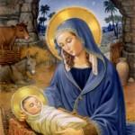 Jeg ønsker deg en gledelig og velsignet julaften!