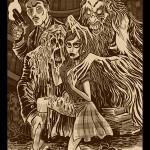 Tingen på terskelen og andre hårreisende historier av H.P. Lovecraft