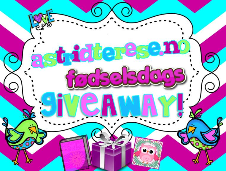 2014 giveaway